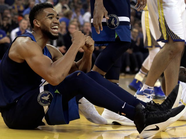 The Minnesota Timberwolves Are Up To Their Same Old Bullshit