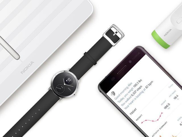 Withings desaparece: todos tiện ích tiện ích lừng danh ahora la marca Nokia