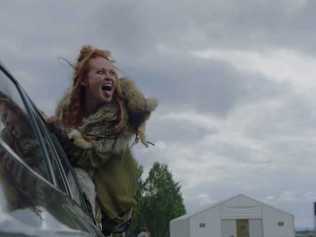 Watch a trailer for HBO's Beforeigners, a Norwegian series about time-traveling Vikings