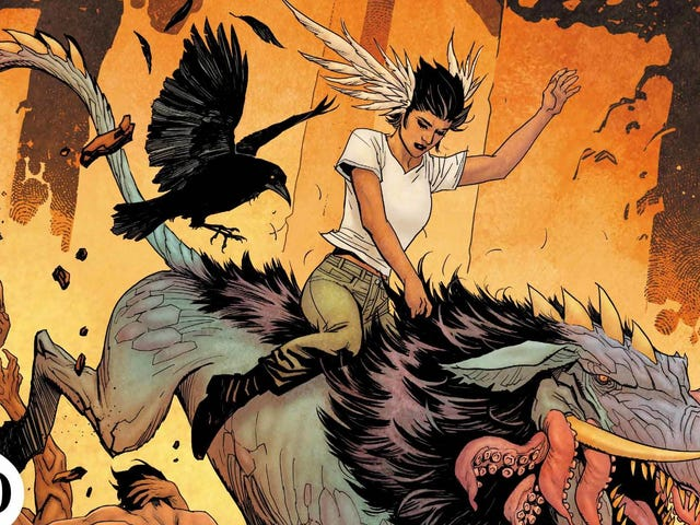 The Dreaming explores the horrors of Hell in this exclusive preview
