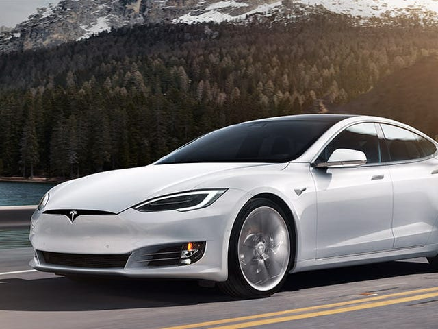 The Tesla Model S Outsold The Germans In Their Home Turf For The First Time