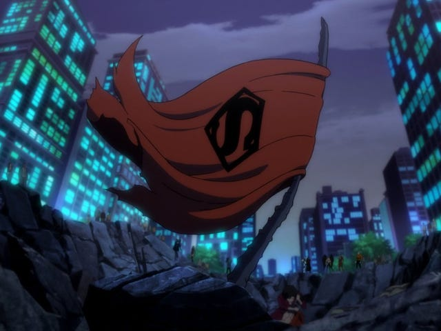 You Know How The Death of Superman Ends, but Watch This New Animated Movie Trailer Anyway