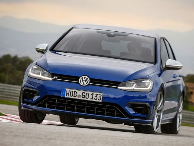 The Joy and Power of the Volkswagen Golf R Will Likely Spread to Other Cars