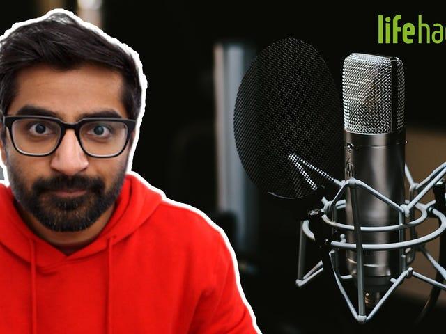 पॉडकास्ट कैसे शुरू करें: अपने पहले एपिसोड की तैयारी