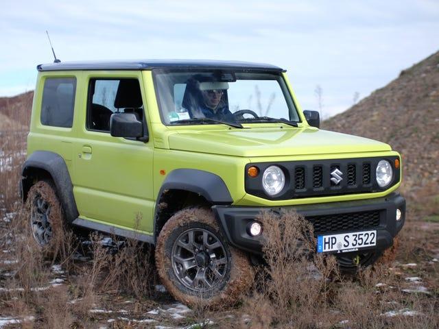 Co chcesz wiedzieć o nowym Suzuki Jimny?