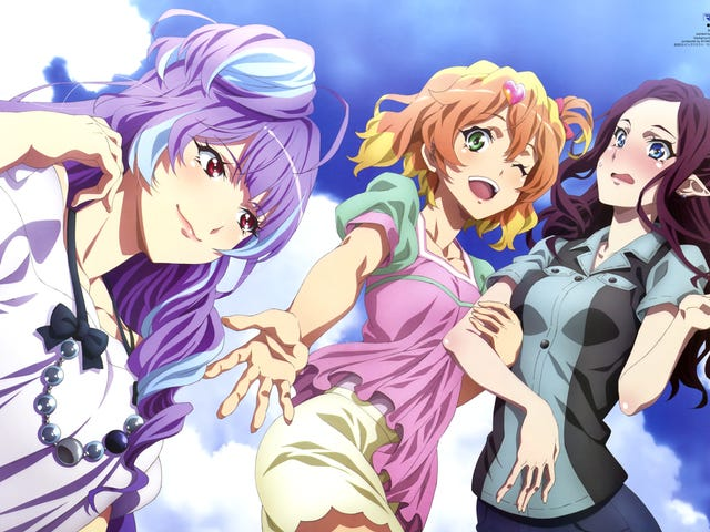 Enjoy the newest promo for the Macross Delta Movie