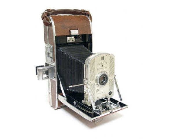 Ý tưởng cho chiếc máy ảnh Polaroid đã được châm ngòi bởi một đứa trẻ 3 tuổi thiếu kiên nhẫn