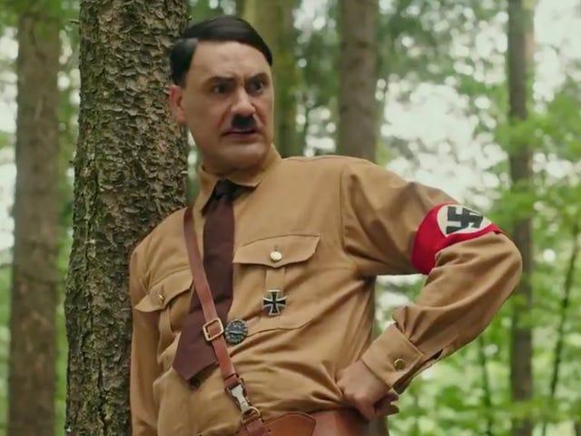 Jojo Rabbit's Teaser Trailer Features Taika Waititi Frolicking Around as Imaginary Hitler