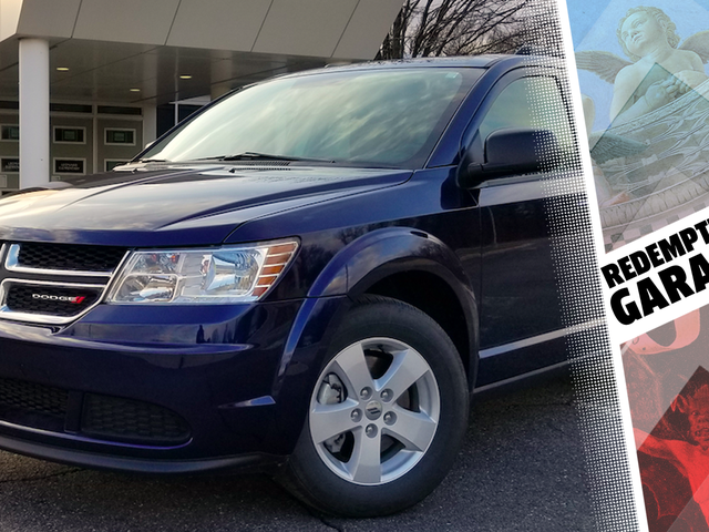 The Dodge Journey Proves That Old Vehicle Platforms Work Just Fine