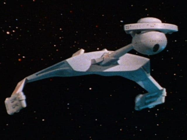 So - Star Trek just dropped its first F-Bomb in its 50 year history