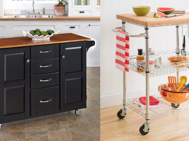 Tambah Lagi Ruang Balas Ke Dapur Anda Dengan Jualan Satu Hari ini