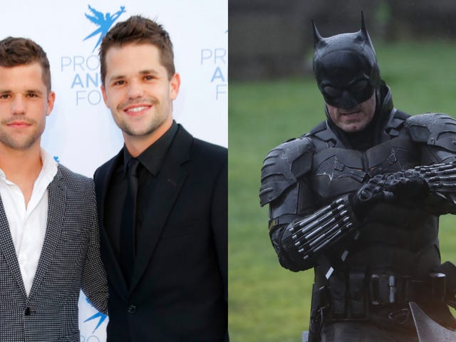 Wonder Twin powers, activate! The Batman adds Teen Wolf's Max and Charlie Carver