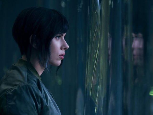 Scarlett Johansson reagerer på Ghost In The Shell hvidvaskende kontrovers