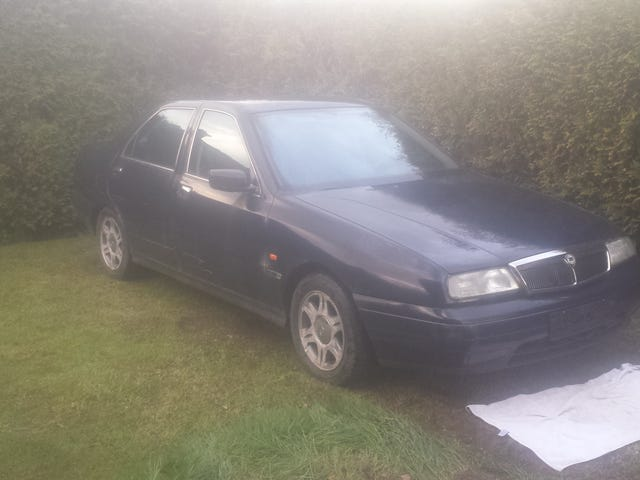 The Story of my 300 quid Lancia, pt.1