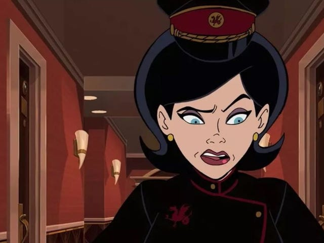 On The Venture Bros., you always need a bigger boat