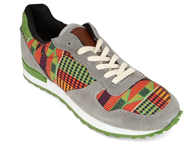 Save 20% On A Pair Of Inkkas: Handmade Travel-Inspired Sneakers (From $52)
