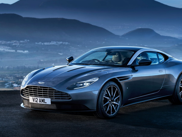 What's The Most Beautiful Modern Aston?