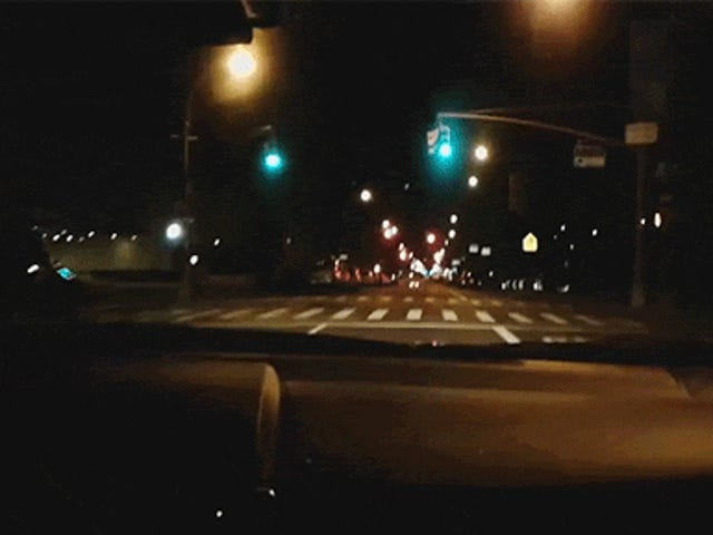 This Dude Hit 240 Consecutive Green Lights While Driving in New York City