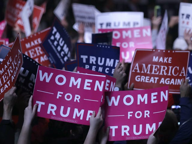 The Trump Team Wants Information From the State Department About 'Gender-Related' Programs
