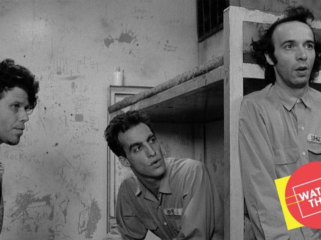 Ο Tom Waits και ο John Lurie βοήθησαν τον Jim Jarmusch να τελειοποιήσει το indie του