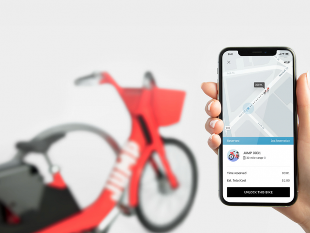 Brace Yourself For Uber Bike-Sharing