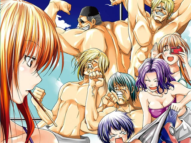 "The Manga of Grand Blue Dreaming will have ""Big news"" in March!"