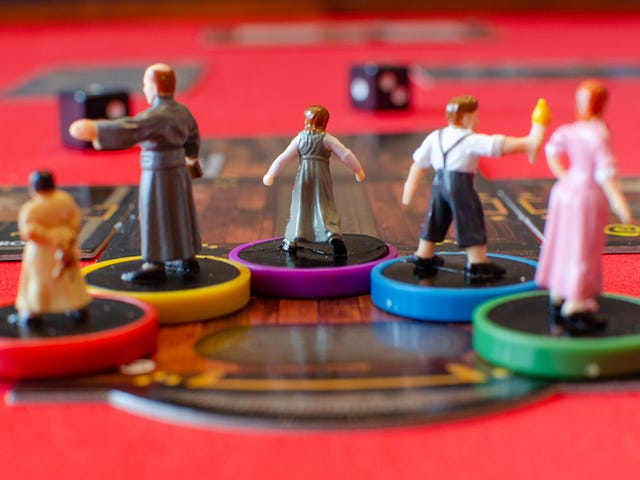 Betrayal Legacy Is Long-Form Board Gaming At Its Best