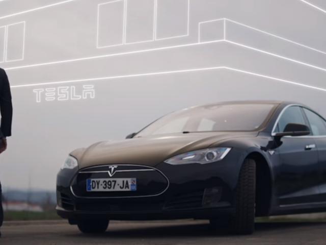 ฝรั่งเศสเสนอโรงไฟฟ้านิวเคลียร์เก่าแก่ Tesla สำหรับโรงงานในยุโรป