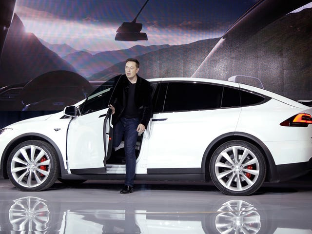 Tesla Has Wall Street Traders In A Complete Frenzy Right Now