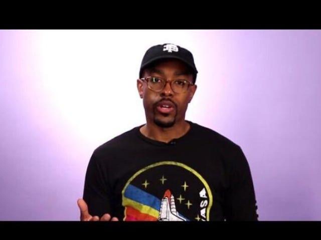 Это видео BuzzFeed - это то, что происходит, когда некоторые чернокожие страдают от «синдрома черной снежинки»