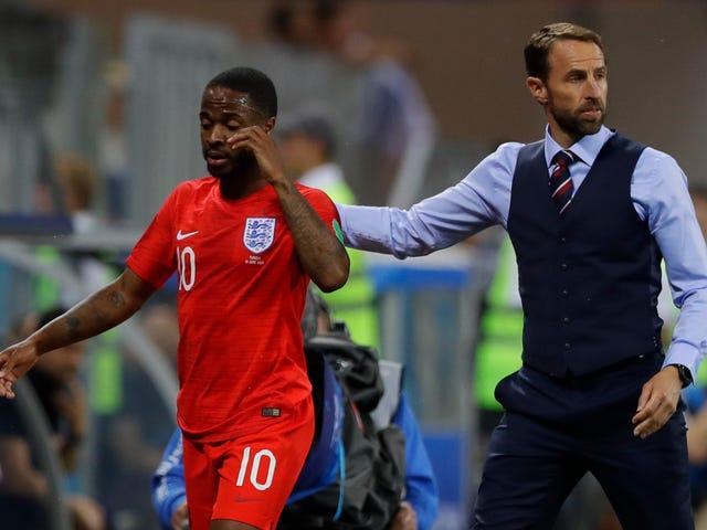 England Accidentally Reveal Starting XI, Blame Media