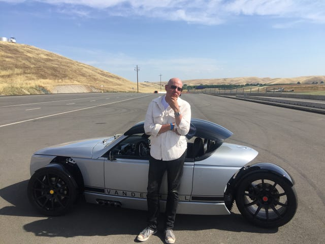 Can The Vanderhall Laguna Cure Automotive Cancer?