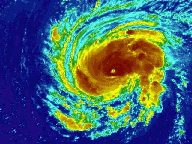 El huracán Florence está ganando intensidad muy rápidamente. Esto es lo que sabemos hasta ahora
