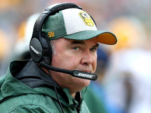 Los empacadores de Green Bay han despedido a Mike McCarthy