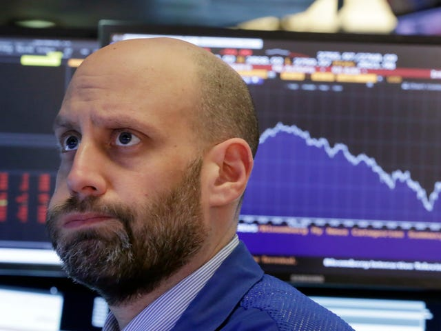 The Dow's Down, But Don't Despair