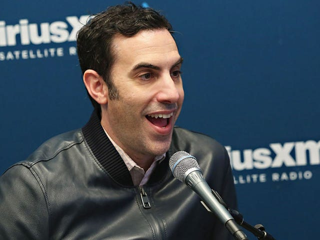 Gun advocate featured on Who Is America? says that, actually, he fooled Sacha Baron Cohen