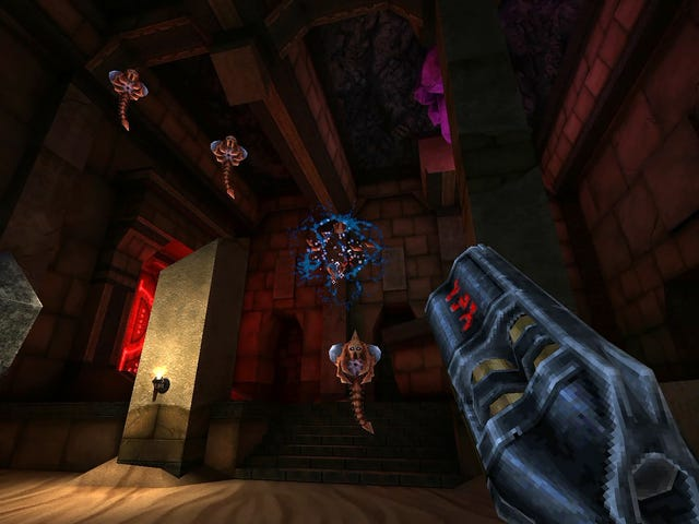 Wrath Is A Retro Shooter Done Right