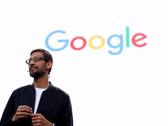 Google отменит встречу, предназначенную для обращения к анти-многообразному памятку