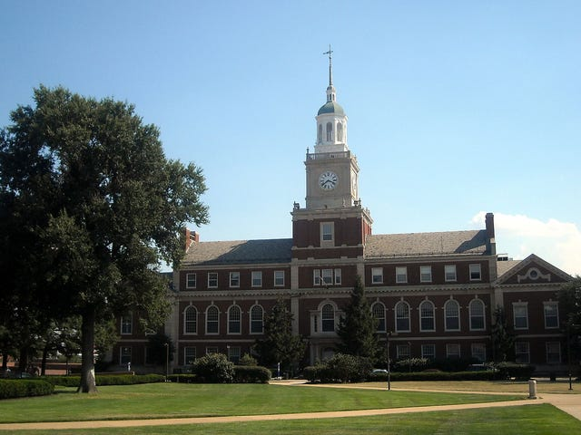 Faculty Leaders Call on Howard University President, Top Administrators to Resign