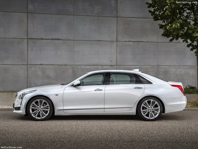 """Reports of the Cadillac CT6's Demise were Greatly Exaggerated."" - CNET"