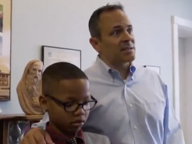 Kentucky Governor: Black Kids Playing Chess 'Not Something You Would've Thought Of' in Black Part of Town