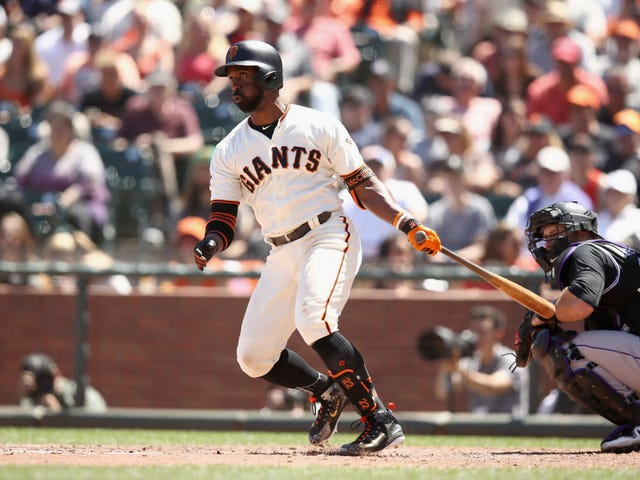 The Giants-Dodgers Brawl, From Andrew McCutchen's Perspective