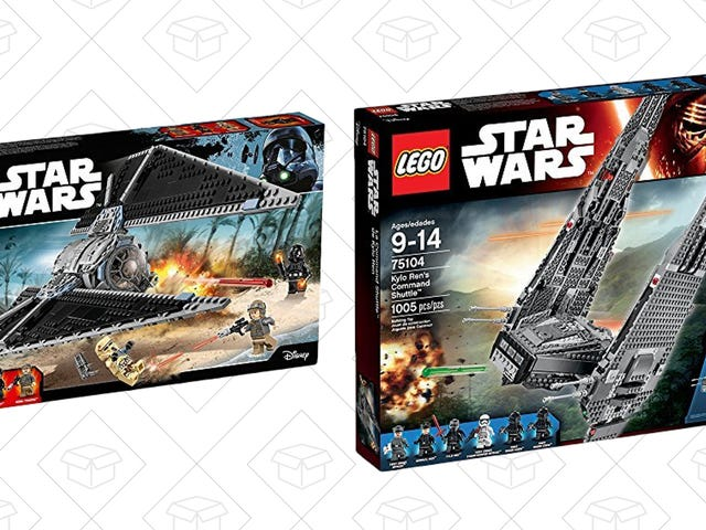 Take The Rebellion Into Your Own Hands With These Cyber Monday LEGO Deals