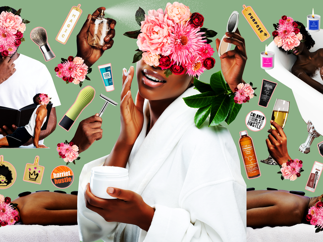 Take That Selfie Thing to the Next Level: The 2018 Root Self-Care Gift Guide on Black (AF) Friday