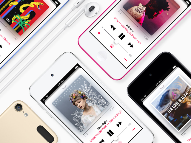 Latest Apple Rumor Says There's a New iPod in the Works
