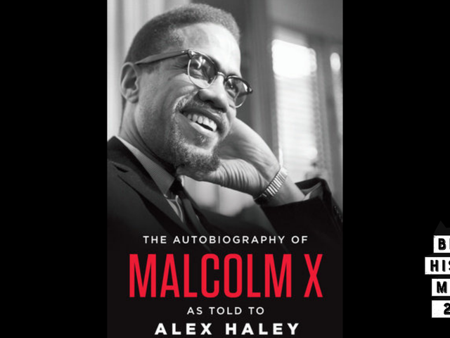 28 Days of Literary Blackness With VSB   Day 8: The Autobiography of Malcolm X(As Told to Alex Haley)