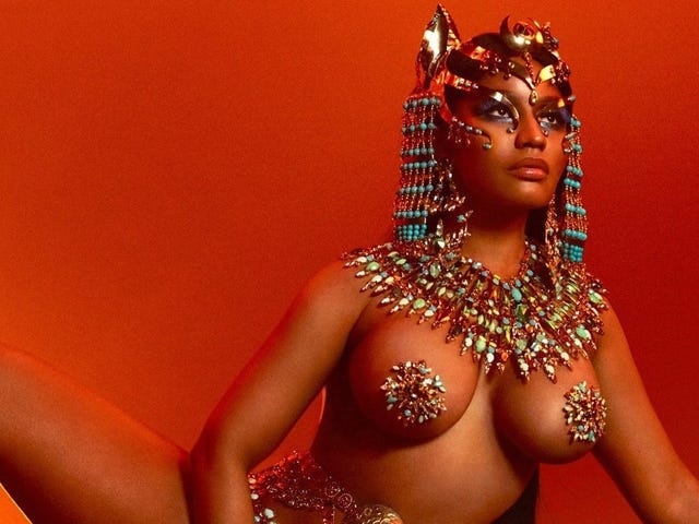 Nicki Minaj pushes the release of her new album to—well, now