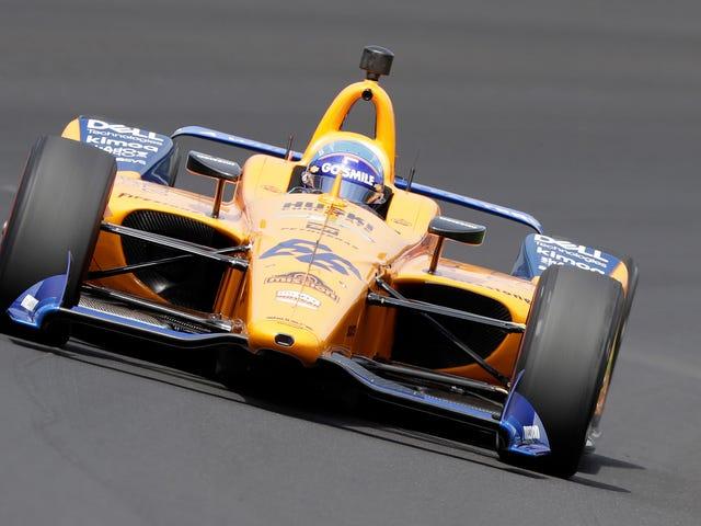 """Um programa de tempo integral da IndyCar em 2020 não é """"provável"""" para a McLaren após sua falha na Indy 500"""