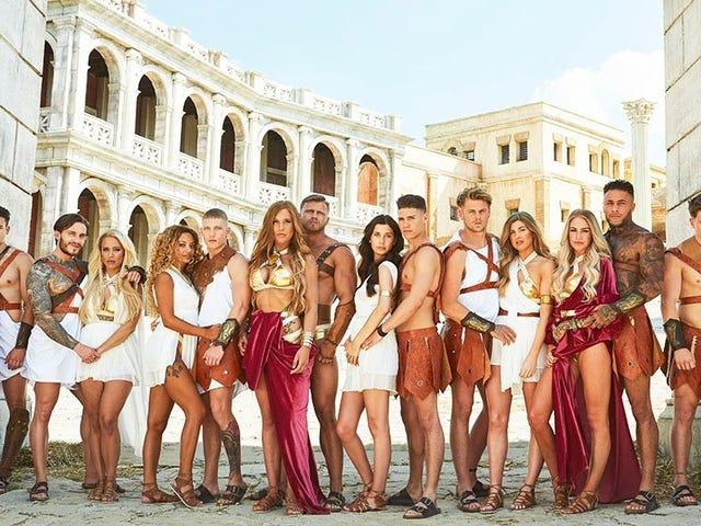 Φρε Μου Θεό, Κάνουν μια τηλεοπτική εκπομπή πραγμάτων που ονομάζεται Βρωμάνες, Σχετικά με τους Bros που ζουν ως Ρωμαίοι