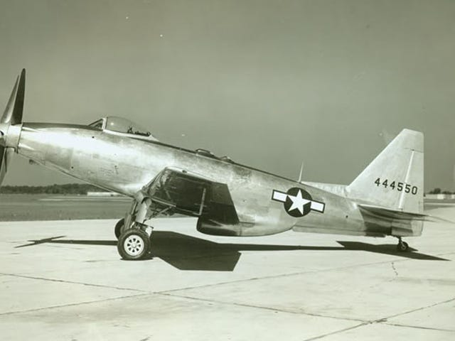 Body by Fisher: The XP-75 Eagle [WINGSPAN]